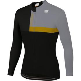 Sportful Bold Thermal Jersey Men, black/gold